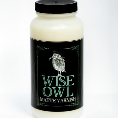 Wise Owl Varnish