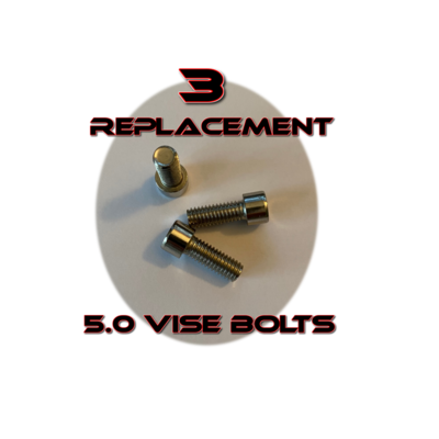 3 Replacement Bolts
