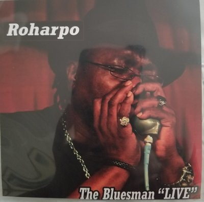 Roharpo the Bluesman Live