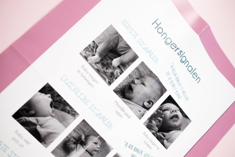 Basis infoset 'starten met borstvoeding'
