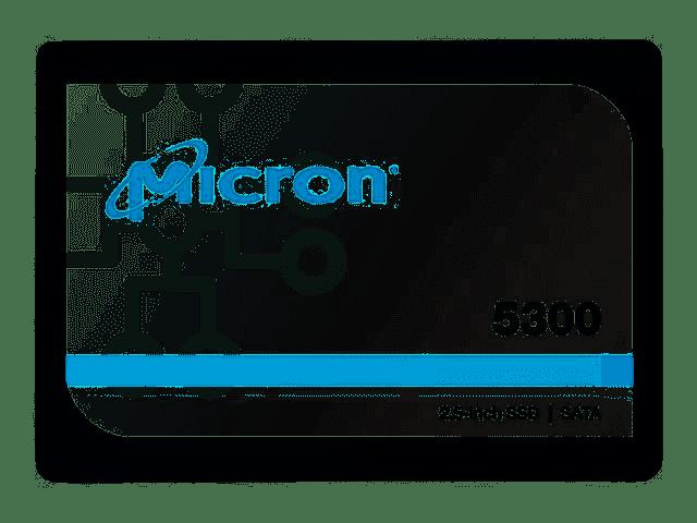 Micron 5300 MAX 960GB 2.5