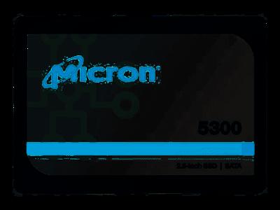 Micron 5300 MAX 480GB 2.5