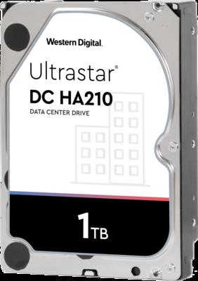 WD Ultrastar DC HA210 1TB 7200RPM SATA 6Gb/s 3.5