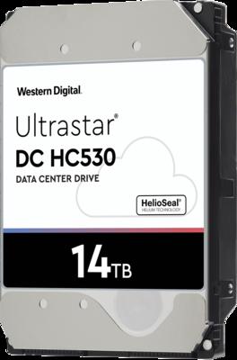 WD Ultrastar DC HC530 14TB 7200RPM SATA 6Gb/s 3.5