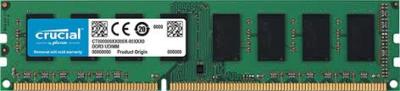 Crucial 4GB DDR3L1600MHz PC3-12800 RAM (1.35V)