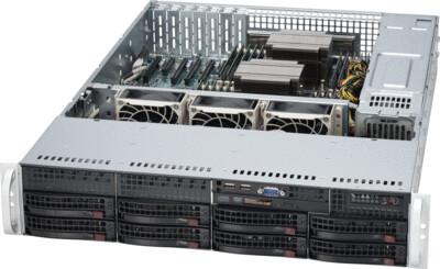 Universal 2U UP Xeon Scalable RackServer