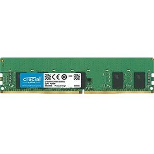 Crucial 8GB DDR4 2666MHz PC4-21300 ECC/REG RAM (1.2V)