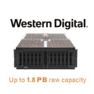 WD Ultrastar Data102 Hybrid Storage Platform