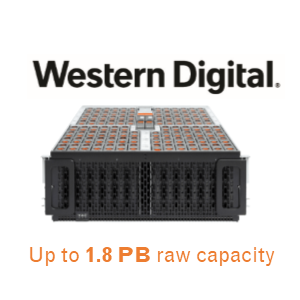 WD Ultrastar Data102 Hybrid Storage Platform