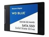 WD Blue 500GB 2.5