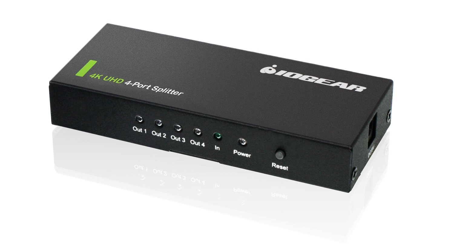 4K 4-Port HDMI Splitter