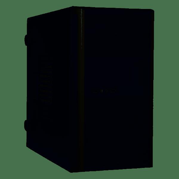 InWin EM035 Black MicroATX Mini Tower Case