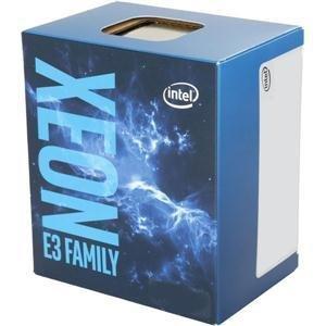 Intel Xeon E3-1230V6 Quad-Core 3.50 GHz Socket H4 LGA-1151, 14nm