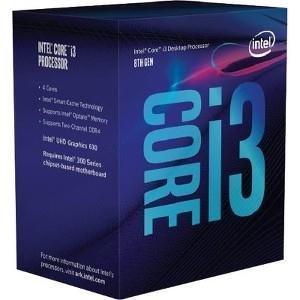 Intel Core i3-8100 Quad-core 3.6 GHz LGA-1151