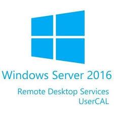 Microsoft Windows Remote Desktop Services 2016 - License - 1 user CAL