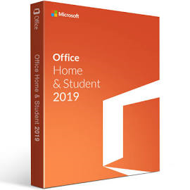 Microsoft Office 2019 Home and Student Windows/Mac
