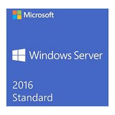 Microsoft Windows Server 2016 - Standard 16-Core - OEM