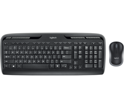 Logitech Wireless Combo MK320 Keyboard/Mouse