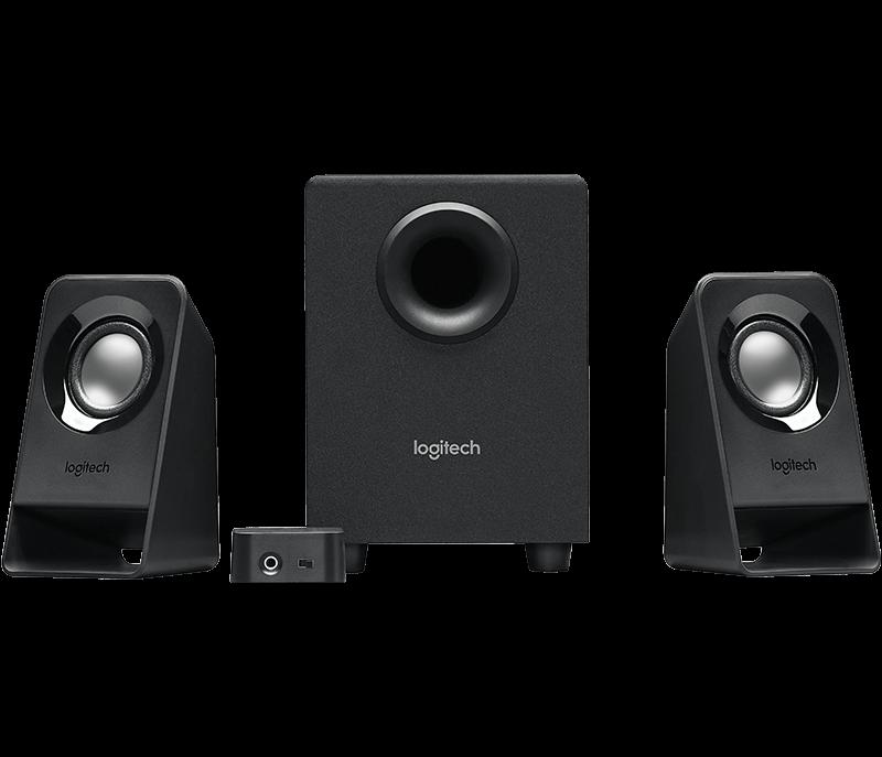 Logitech Z213 2.1 Speaker System