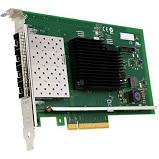 Intel X710DA4 LP Quad 10 Gigabit Ethernet Converged Network Adapter, Full Height
