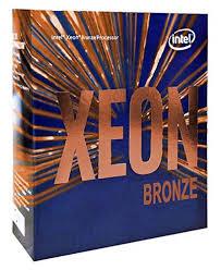 Intel® Xeon® Bronze 3104 6 Core 1.70GHz Processor - Socket LGA-3647
