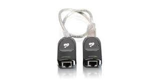 Iogear USB over CAT5e  (up to 198ft')