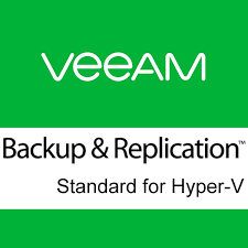 Veeam Backup & Replication Standard for Hyper-V