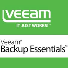 Veeam Backup Essentials Standard for Hyper-V