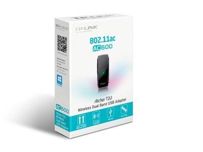 TP-LINK Archer T2U AC600 Dual Band Wireless USB Adapter