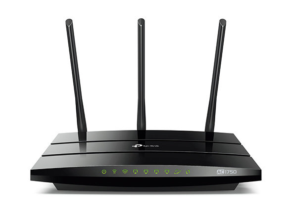 TP-Link Archer C7 AC1750 IEEE 802.11ac Ethernet Wireless Gigabit Router