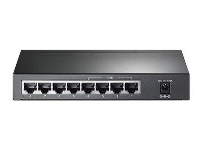 TP-Link 8-Port 10/100/1000Mbps with 4 Ports POE