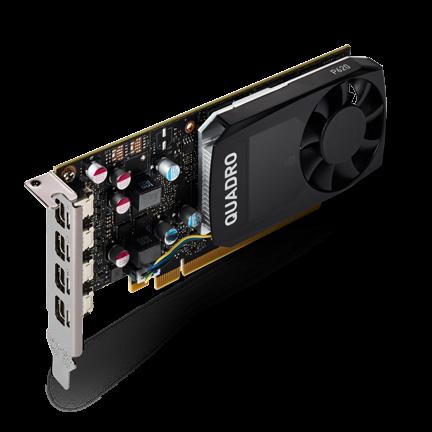 PNY NVIDIA Quadro P620 Graphic Card - 2GB GDDR5 Video Card