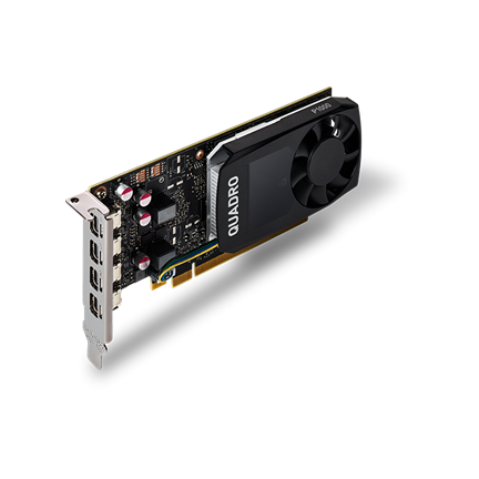 PNY NVIDIA Quadro P1000 V2 Graphic Card