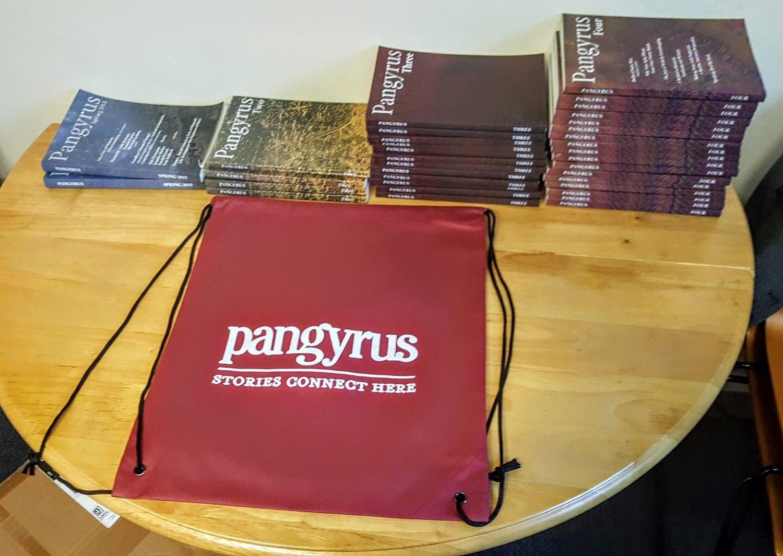 Pangyrus Drawstring Bag