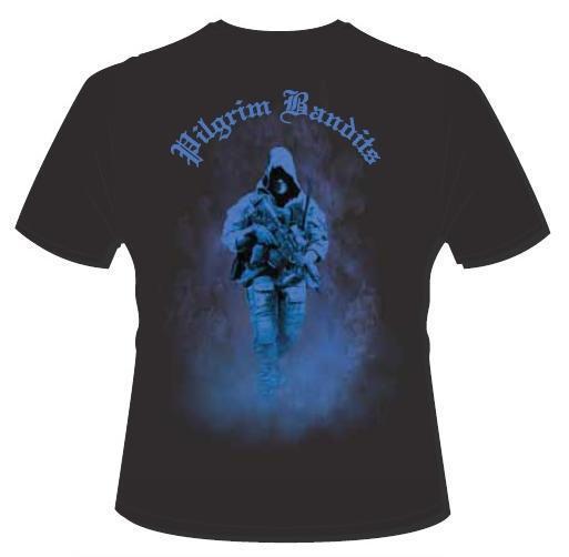 Cotton T-Shirt Pilgrim Shadow