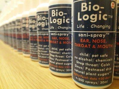 030ml+- sani-spray tm  ENT (Box 20)