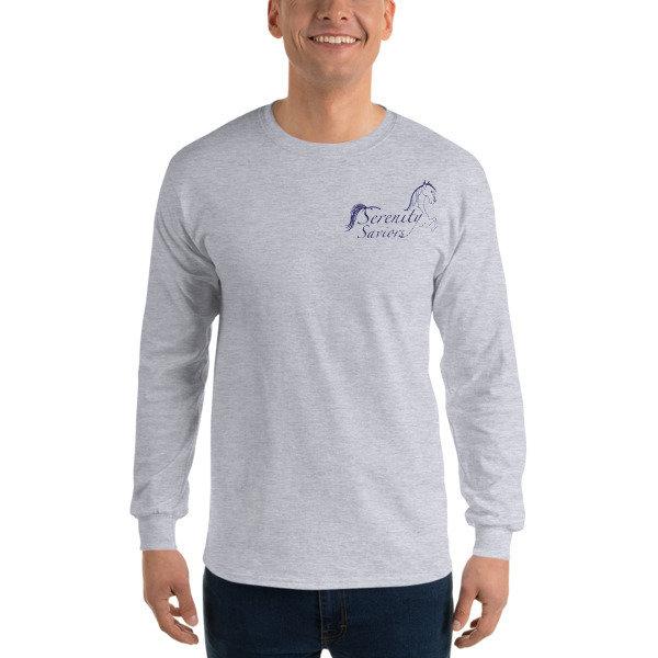 Serenity Saviors Long Sleeve T-Shirt (Light colors)