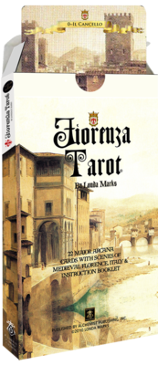Fiorenza Tarot Limited Edition Collector Deck