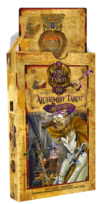 Alchemist Tarot Revealed Limited Edition Collector Deck