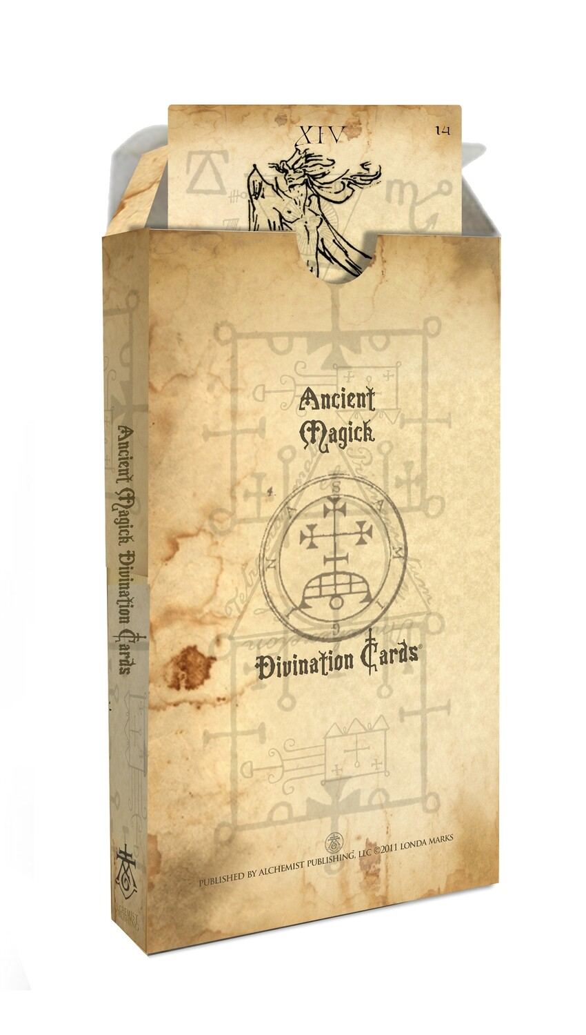 Ancient Magick Limited Edition Collector Divination Set