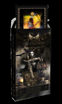 """Kismet, Way Of The Sword,"" Tarocchi Major Arcana Limited Edition Collector Deck"