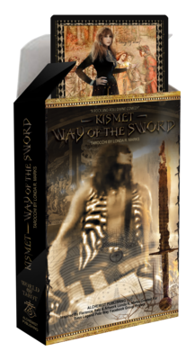 """Kismet, Way Of The Sword"" Tarocchi Major & Minor Arcana Limited Edition Collector Deck"