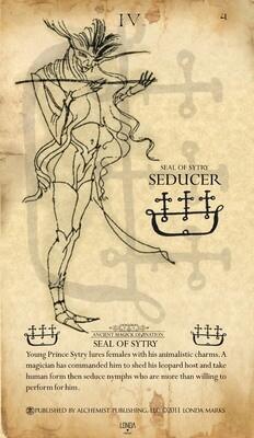 Seducer, Print