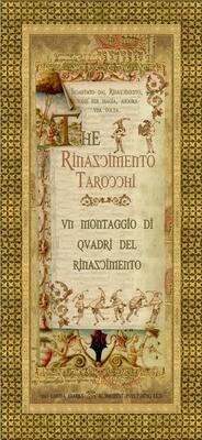 Rinascimento Tarocchi Intro Card, Tarot Print
