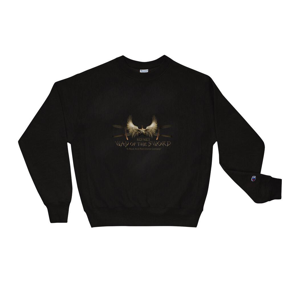 Kismet, Way Of The Sword, Sweatshirt