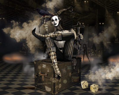 La Folie ou L'Alchimiste : Madness or Alchemist