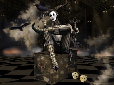 "Kismet, ""La Folie ou L'Alchimiste : Madness or Alchemist"""