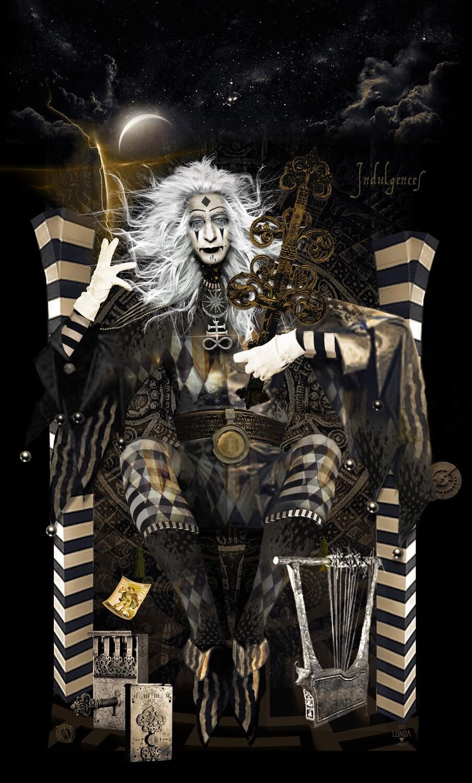 Hierophant, Limited Edition Digital Art