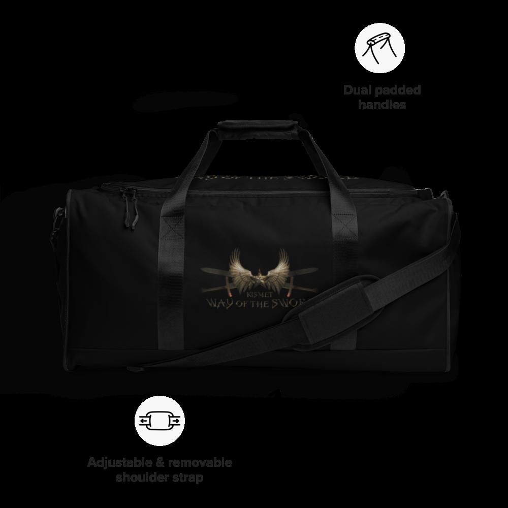 Kismet, Way Of The Sword, Duffle bag