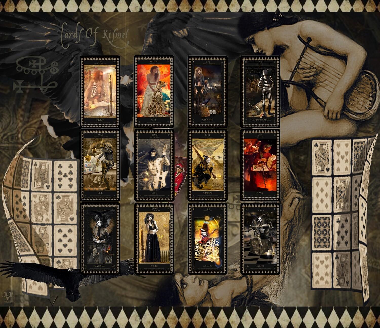 Cards Of Kismet, Limited Edition Digital Art